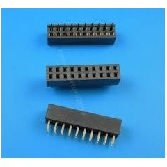 Conector Para Xbee Paso 2mm 2x10 Pcb Itytarg