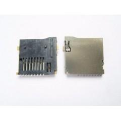 Micro Sd Card Zócalo Resorte Push 15x15mm Socket  Itytarg