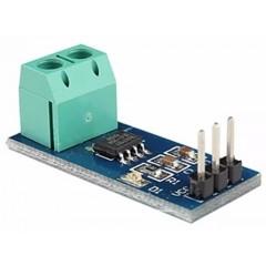 Sensor Corriente ± 20a Efecto Hall Acs712 Arduino Itytarg