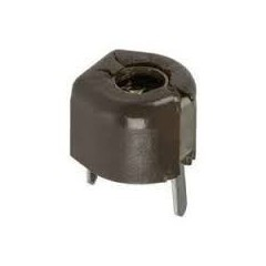 Trimmer Marron Capacitor Variable 9.8pf A 60pf  Itytarg