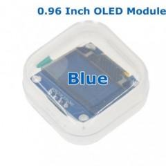 Display 0.96 Azul Oled 128x64 I2c Ssd1306 Arduino Itytarg