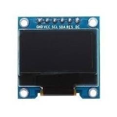 Display 0.96 Blanco Oled 128x64 Spi Arduino Itytarg