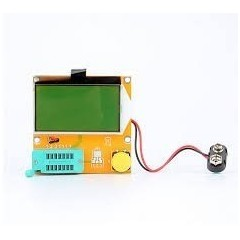 Lcr T3 12846 M328 Digital Tester + Lcr Meter Itytarg