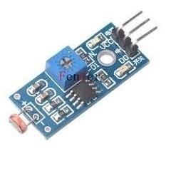 Sensor De Luz Ambiente Fotosensor Ldr Lm393 Itytarg