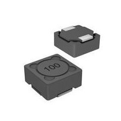 Bobina Inductor 33uh 3a Blindada 12.5x12.5mm Tipo Srr1260-330m / Ssr1280 Itytarg