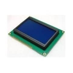 Display Grafico Lcd 128x64 Azul B.l.st7920 Arduino Itytarg