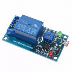 Control Fotocontrol 5v Sensor Luz  Fotosensor Ldr Rele Itytarg