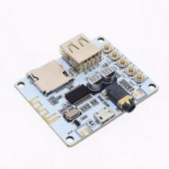Bluetooth Audio Mp3 Inalambrico Usb Tf Card Itytarg