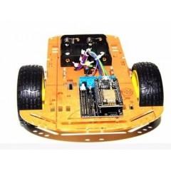 Esp8266 Wifi Auto Robot Nodemcu Lua Control Remoto Itytarg