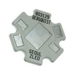 Disipador Termico Estrella Para Led Smd Z-power  803129 Itytarg