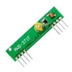 Receptor Control Remoto 433.92 Mhz 433mhz Rws-371f-6 Itytarg