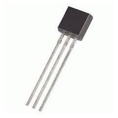 Regulador Lineal Mcp1702 5v 250ma Ldo To92 Microchip Itytarg