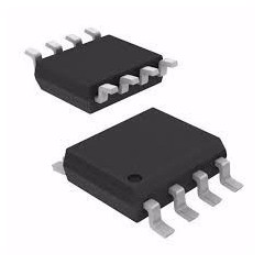 Memoria Eeprom 24lc512  24lc512t-i/sm  Soic8 Ancho Itytarg