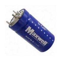 Capacitor Supercap 350f 2.7v (a Pedido)  Itytarg