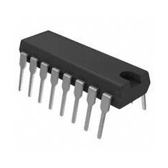 Sn75174n 75174 Rs422 Rs485 Line Driver Diferencial Dip16 Itytarg