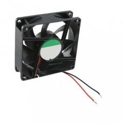 Cooler Fan Ventilador 80 X 25mm 12v 2900rpm 1.4w Itytarg