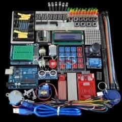 Kit Arduino Uno R3 Gabinete El Mas Completo K023-059 Itytarg