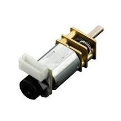 Motor Fit0481 Reduccion Encoder 530 Rpm 6v 30:1 Itytarg