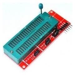 Zocalo Zif Para Programador Pickit2 Pickit3 Outlet Itytarg