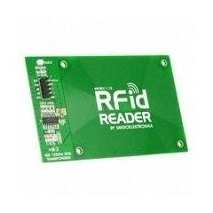 Lector Rfid 125khz Mikroe-262 Para Integrar A Microcontrolador Itytarg