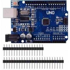 Arduino Uno R3 Atmega328p Smd Ch340g Sin Cable Itytarg