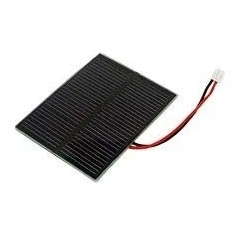 Panel Solar 5v 0.5w 55x70mm 5.5v Max 100ma Arduino Itytarg