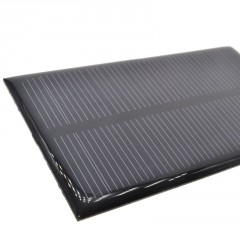 Panel Solar 1w 60x110mm 5v 180ma Sin Cable Itytarg