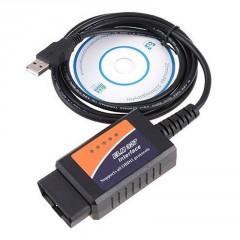 Escaner Automotor Obd2 Elm327 Usb Scanner Can Bus Itytarg