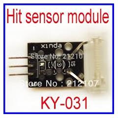 Ky-031 Knock Sensor Golpe Movimiento Impacto Arduino Itytarg