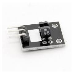 Ky-010 Modulo Sensor óptico Foto Interruptor Arduino