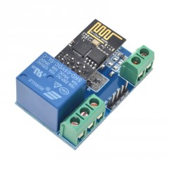 Esp8266 Modulo Domotico Wifi Rele Iot 220v 10a Esp-01 Esp01  Itytarg