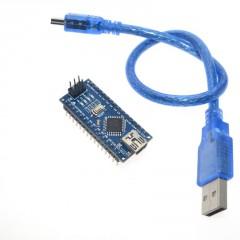 Arduino Nano V3.0 Atmega328p Usb Ch340 C/cable Itytarg