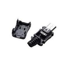 Conector Usb Micro Para Soldar Cod: 1390 Diy  Itytarg