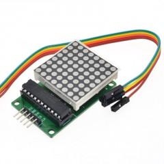 Max7219 Dot Led Matrix Lcd Display Matriz Arduino Itytarg