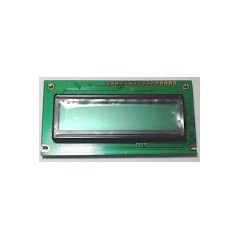 Display Lcd 16x2 Verde Fordata Fdcc1602e -rnngbw Itytarg