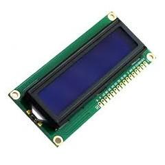 Display Lcd 1602 Hd44780 Backlight Azul 16x2 Arduino Itytarg