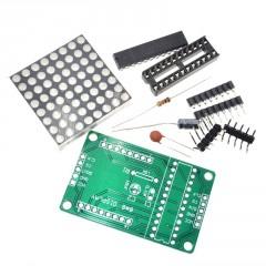 Diy Kit Max7219 Dot Led Matrix Lcd Display Arduino Itytarg