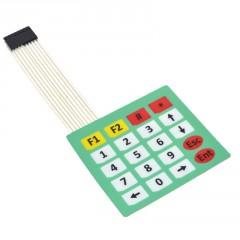 Teclado Membrana 4x5 5x4 Switch Key Matrix Arduino Itytarg