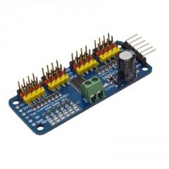 Pca9685 16ch 12 Bits Pwm Servo Motor Driver Arduino Itytarg