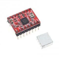 Modulo A4988 Pololu Driver Motor Stepper  Arduino