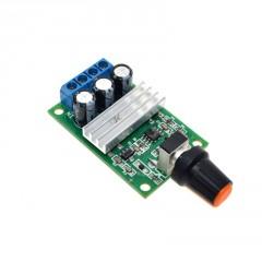 Control Velocidad Motor Dc  Pwm 3a 6-28v  Itytarg