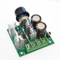 Control Velocidad Motor Pwm Regulador 10a 12-40v  Itytarg