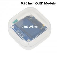Display 0.96 Blanco Oled 128x64 I2c Ssd1306 Arduino Itytarg