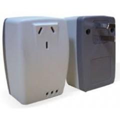Gabinete Plastico Enchufable Tomacorriente Caja Proteccion Electrica  Itytarg