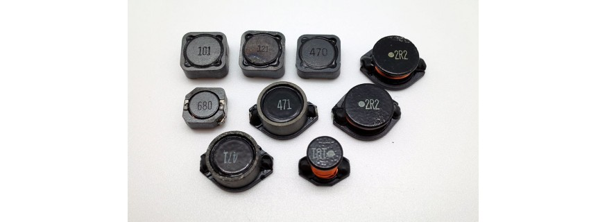 Inductor Smd Tipo Shield