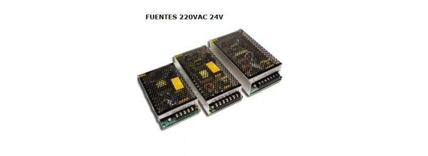 Fuentes 220vac /24v