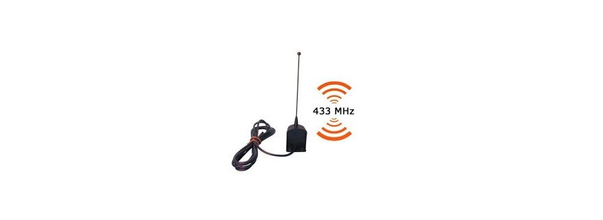Antenas 433mhz