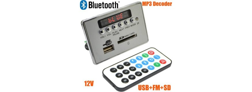 Audio Bluetooth