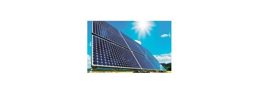 Panel Y Celda Solar