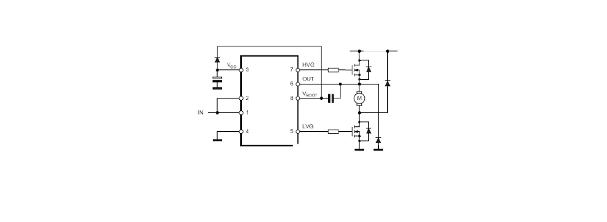 Mosfet Driver Ic